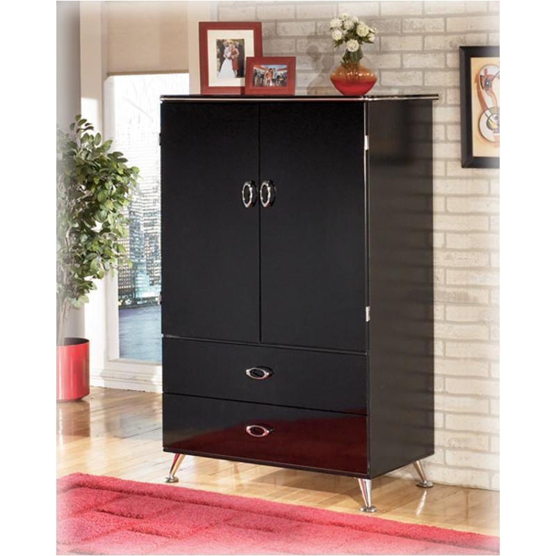 Genial B201 49 Ashley Furniture Matrix Armoire