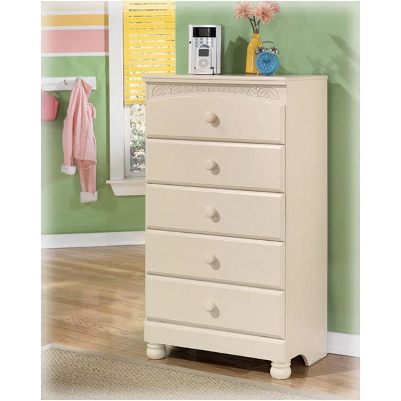 Ashley Furniture Serial Number Lookup Model Search Office: B213-46 Ashley Furniture Cottage Retreat Five Drawer Chest