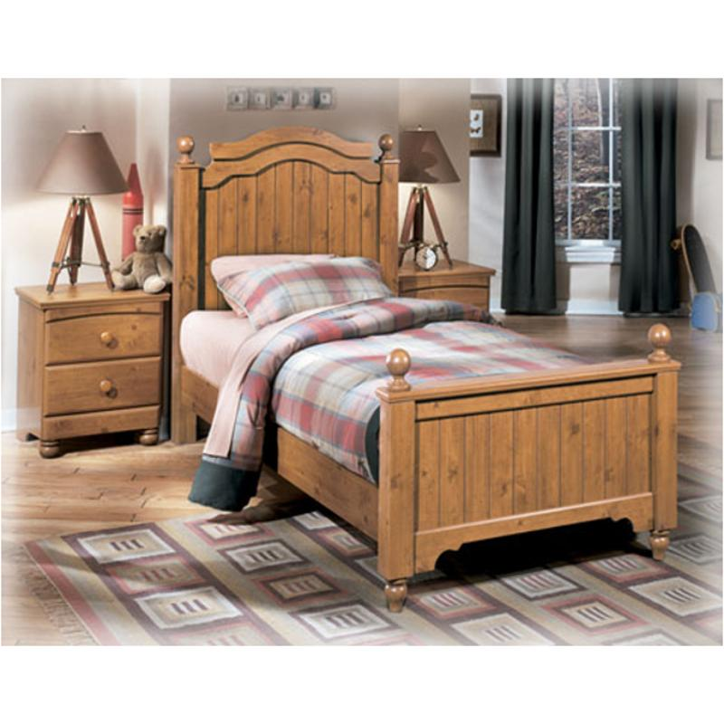 B233 52 Ashley Furniture Stages Light Brown Kids Room Bed