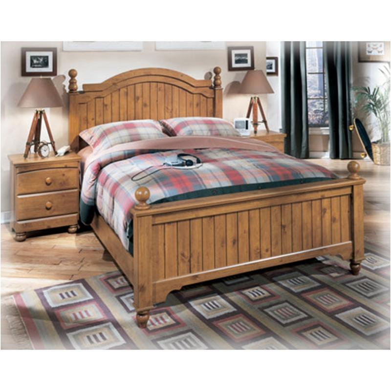 B233 98 Ashley Furniture Stages Light Brown Kids Room Bed