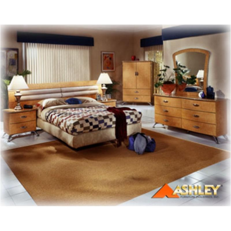 B250 36 Ashley Furniture Spectra Bedroom Mirror