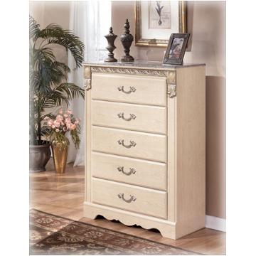 B290 46 Ashley Furniture Sanibel 5  Drawer Chest