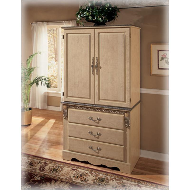 B290-49b Ashley Furniture Sanibel Armoire Base