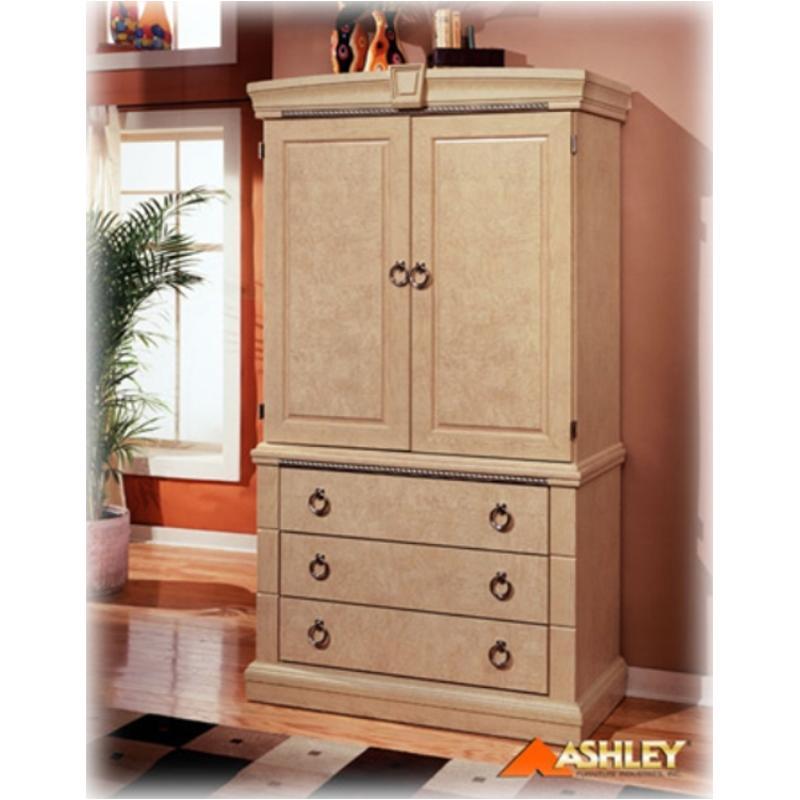 B310 49b ashley furniture ashton castle bedroom armoire base for Ashton castle bedroom set by ashley