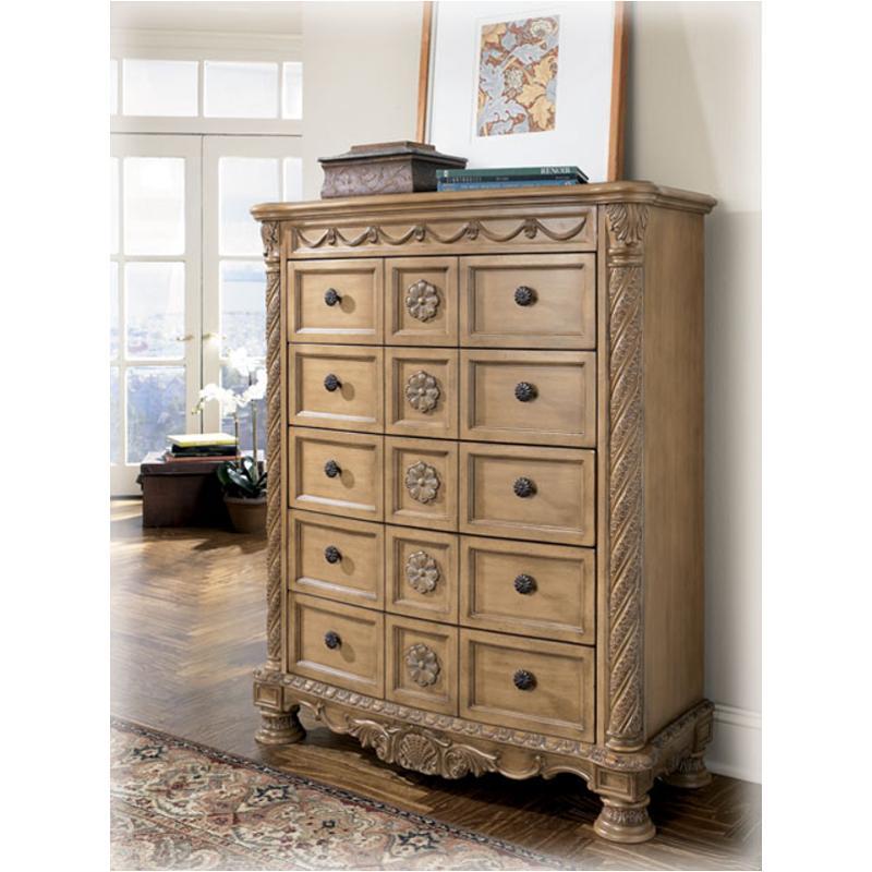 Ashley Millennium: B547-46 Ashley Furniture South Coast Bedroom Chest