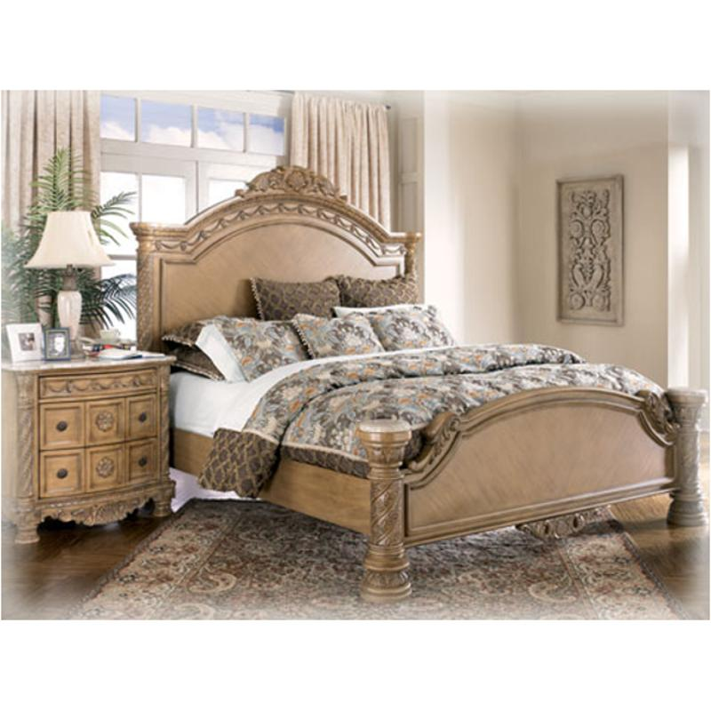 Attrayant B547 157 Ashley Furniture South Coast Bedroom Bed