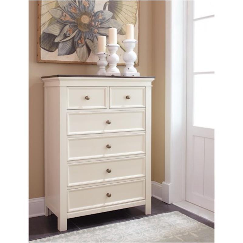 B623 46 Ashley Furniture Woodanville Bedroom Chest