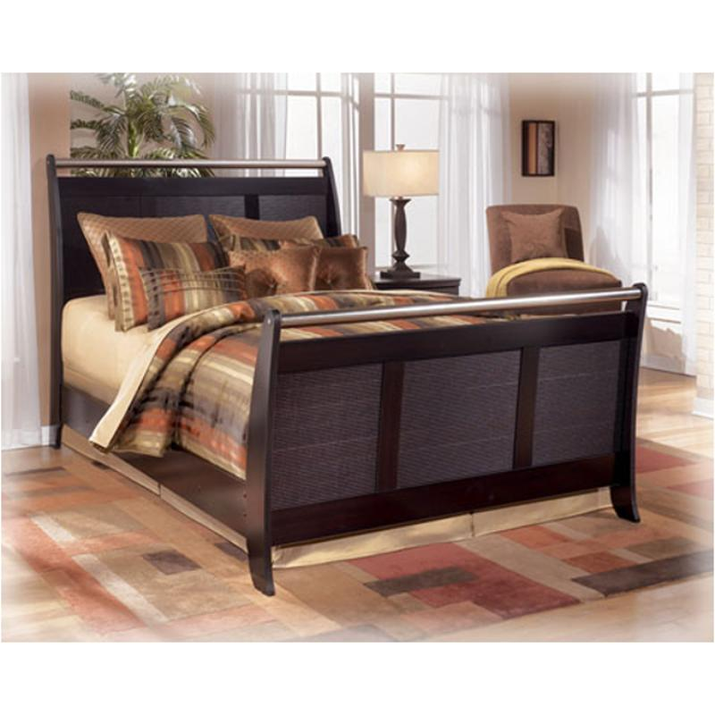 B403-78 Ashley Furniture Pinella Bedroom King Sleigh Bed