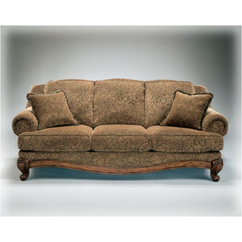 5200038 Ashley Furniture Lambert   Oak Living Room Sofa