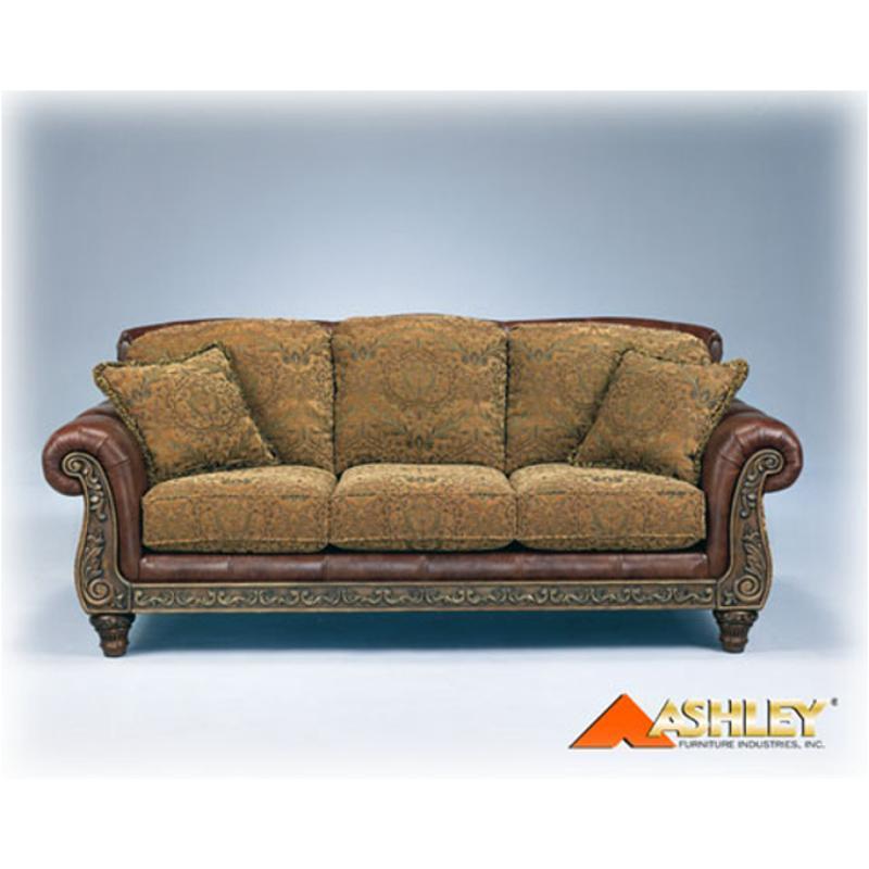 8585038 Ashley Furniture Inglebrook   Brown Living Room Sofa