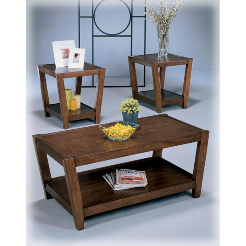 T049 13 Ashley Furniture Banilee Living Room Occasional: T361-13 Ashley Furniture Tenley Occasional Table Set