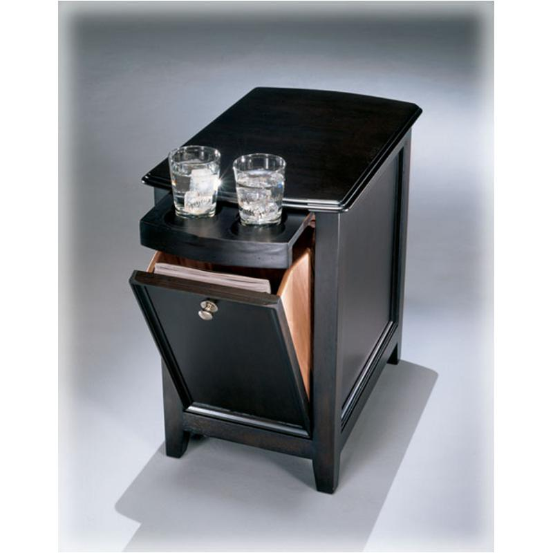 T381 2 Ashley Furniture Carlyle Chairside End Table