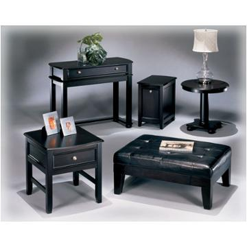 T381 3 Ashley Furniture Carlyle Living Room End Table