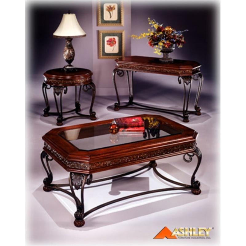 T396 4 Ashley Furniture Opulence Ii Sofa Table