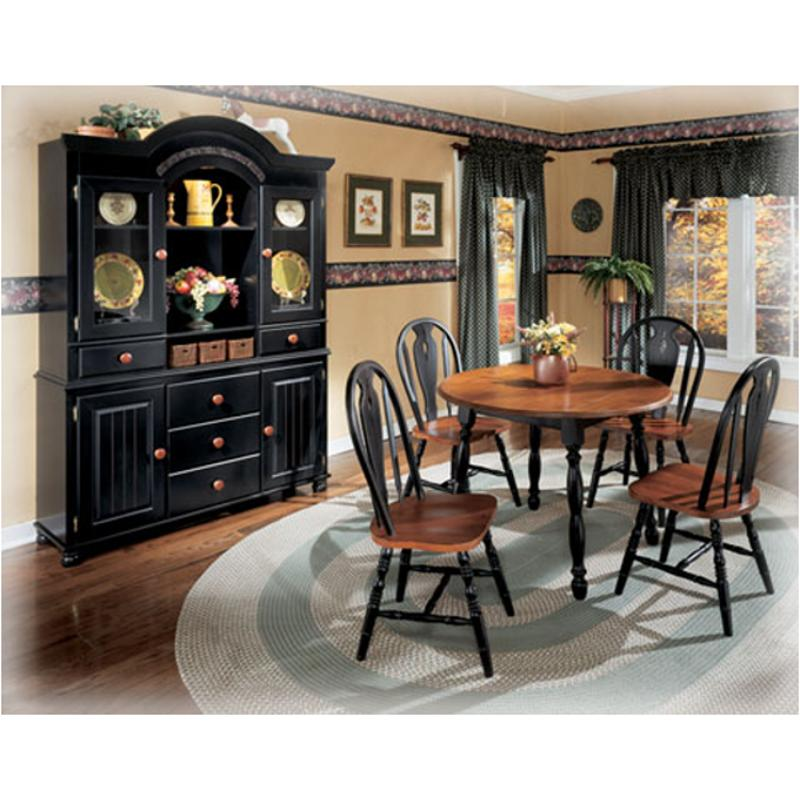D212 04 Ashley Furniture Cedar Heights Dining Room Dinette Chair