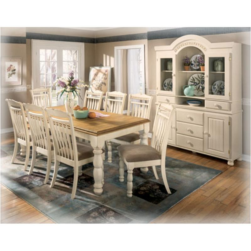D213 01 Ashley Furniture Cottage Retreat Soft Seat Side Chair: cottage retreat collection bedroom furniture