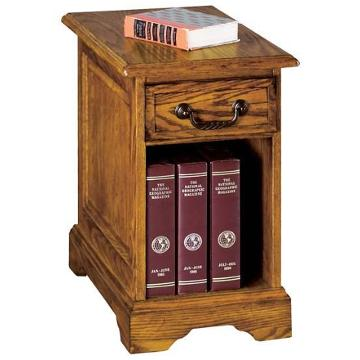 151e Winners Only Furniture 14in End Table Light Oak