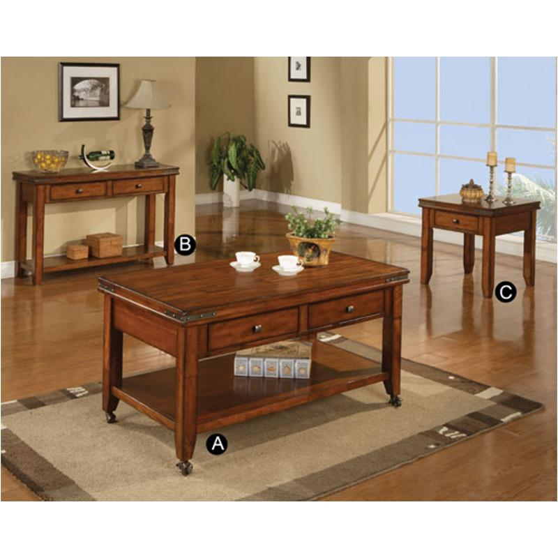 amg100s winners only furniture mango 50in sofa table