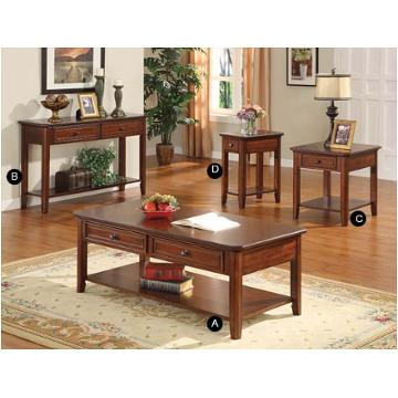 Atc100en Winners Only Furniture 23in End Table Cherry