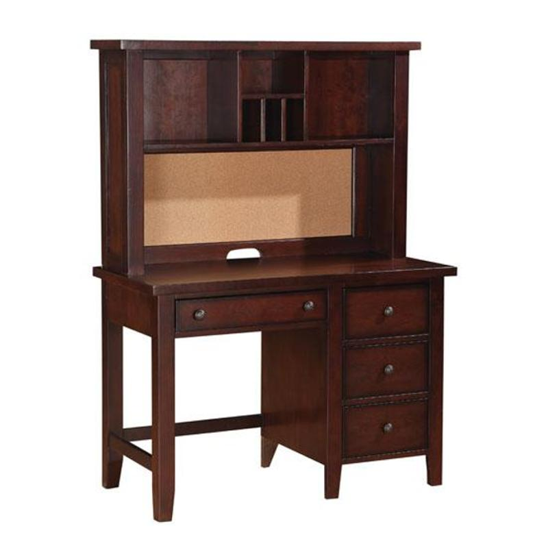 Bvc150h Winners Only Furniture Vintage   Cherry Home Office Desk
