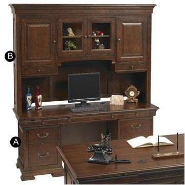 ck172hn winners only furniture classic home office 72in hutch