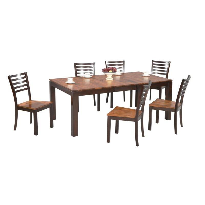 Dfa4278 winners only furniture 78in leg table with 18in leaf for Furniture 5th avenue