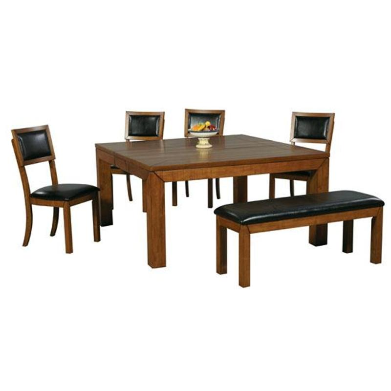 Dfw16061 Winners Only Furniture 60in Leg Table With 12in Leaf