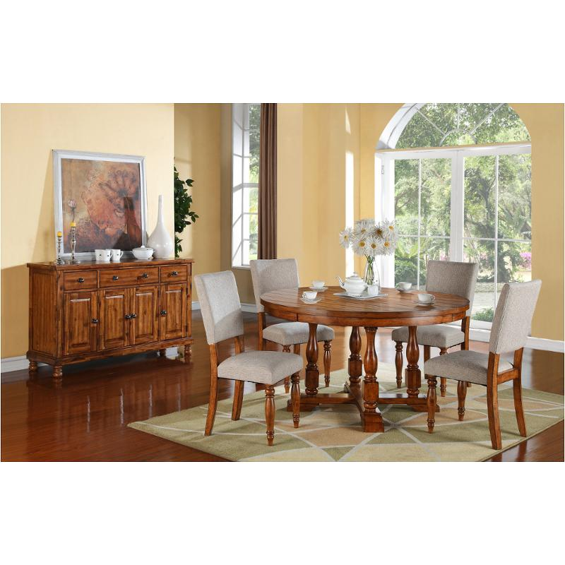 Dg25858 winners only furniture grand estate 58in round table for Living rooms bedrooms dinettes