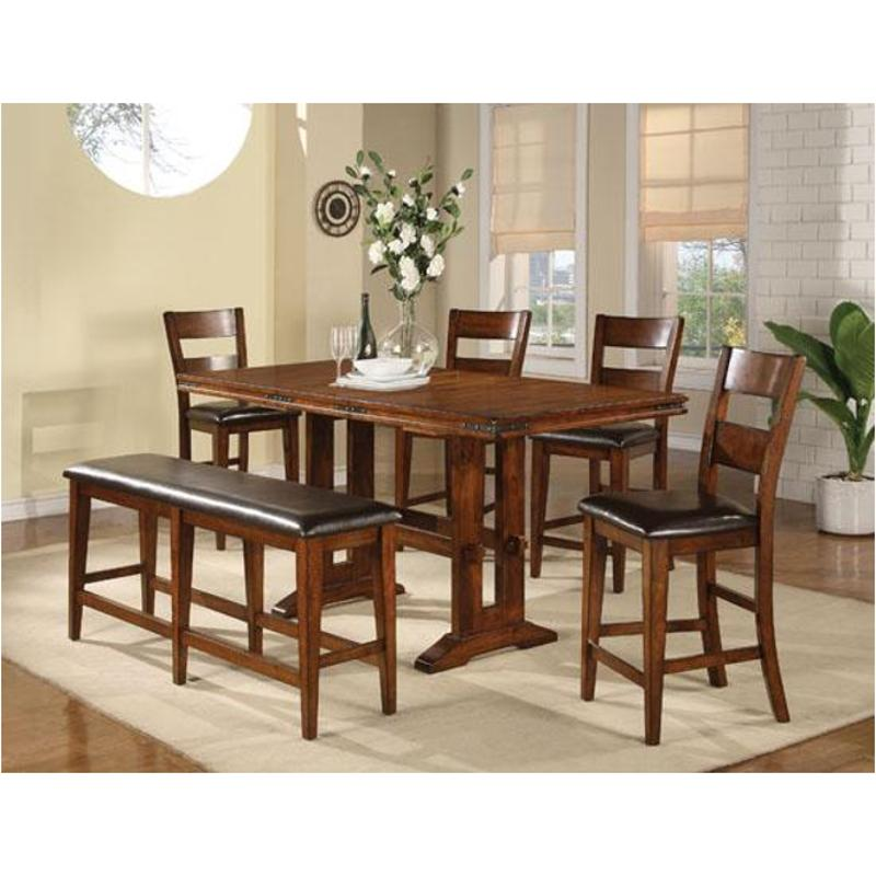 16cbc77bc91b Dmgt3678 Winners Only Furniture Mango Dining Room Counter Height Table