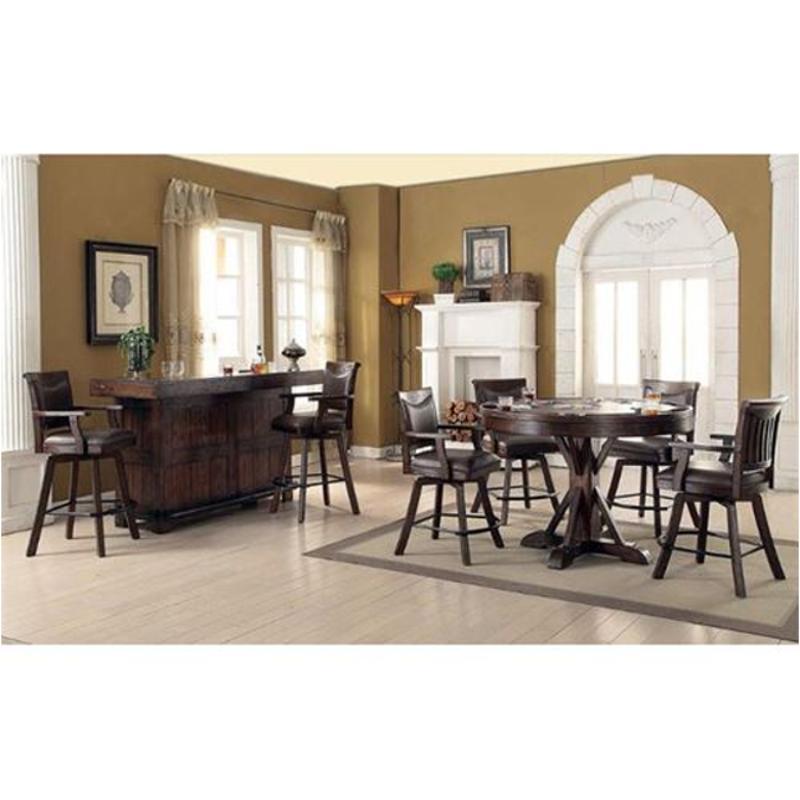 1475 05 Rpgt/rpgb E. C. I. Furniture Gettysburg Living Room Game Table