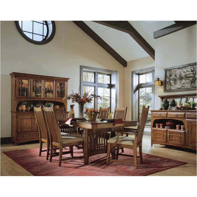 648655-tab Universal Furniture Rectangular Dining Table