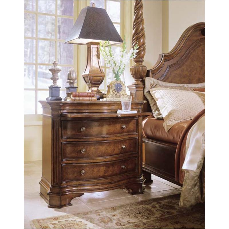 409350 Universal Furniture Villa Cortina Bedroom Nightstand