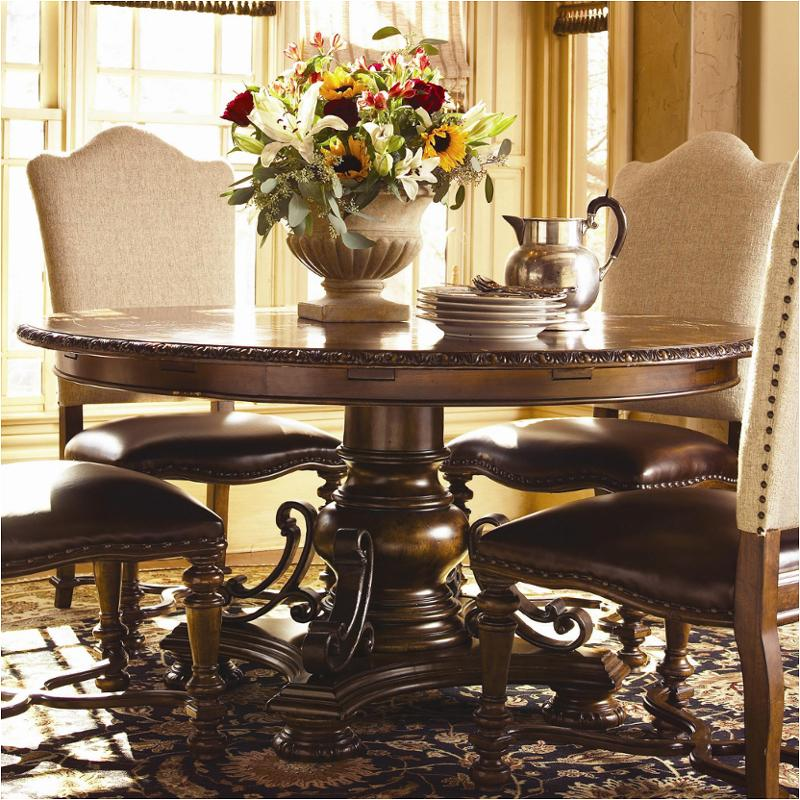 016657 Tab Universal Furniture Bolero Seville Dining Table