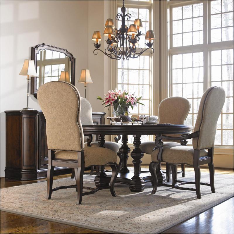 901657-tab Universal Furniture Contessa Round Dining Table