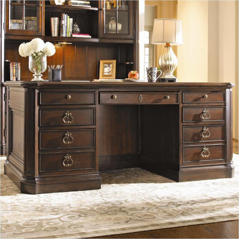 901445 Universal Furniture Contessa Home Office Desk
