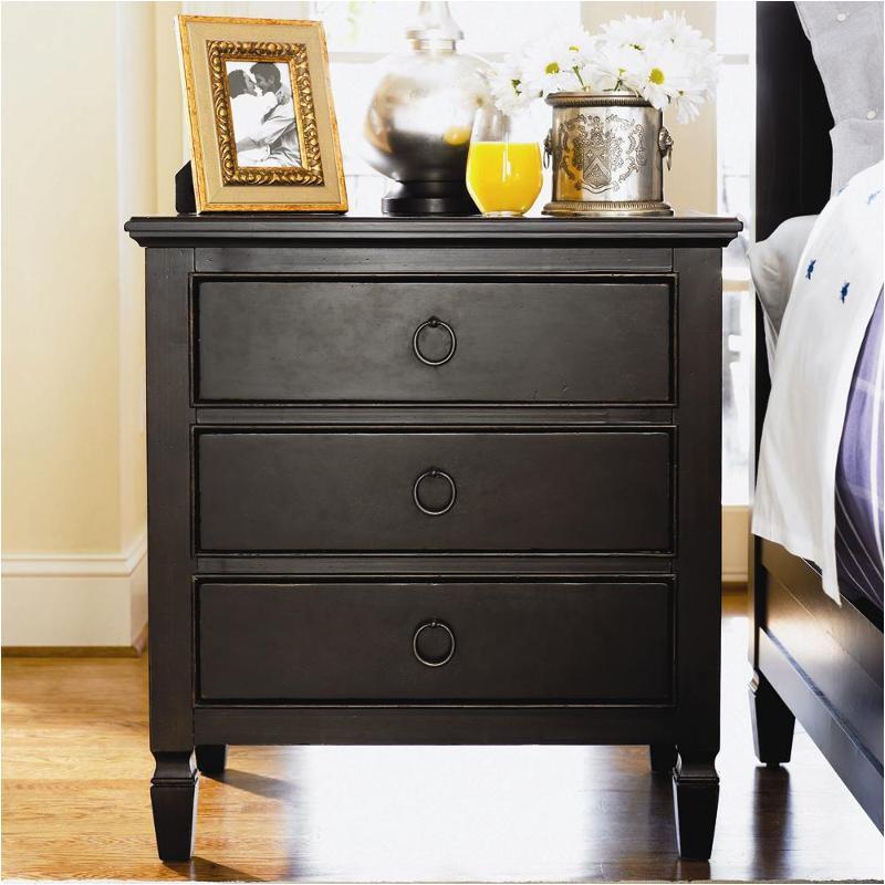 988350 Universal Furniture Nightstand Midnight