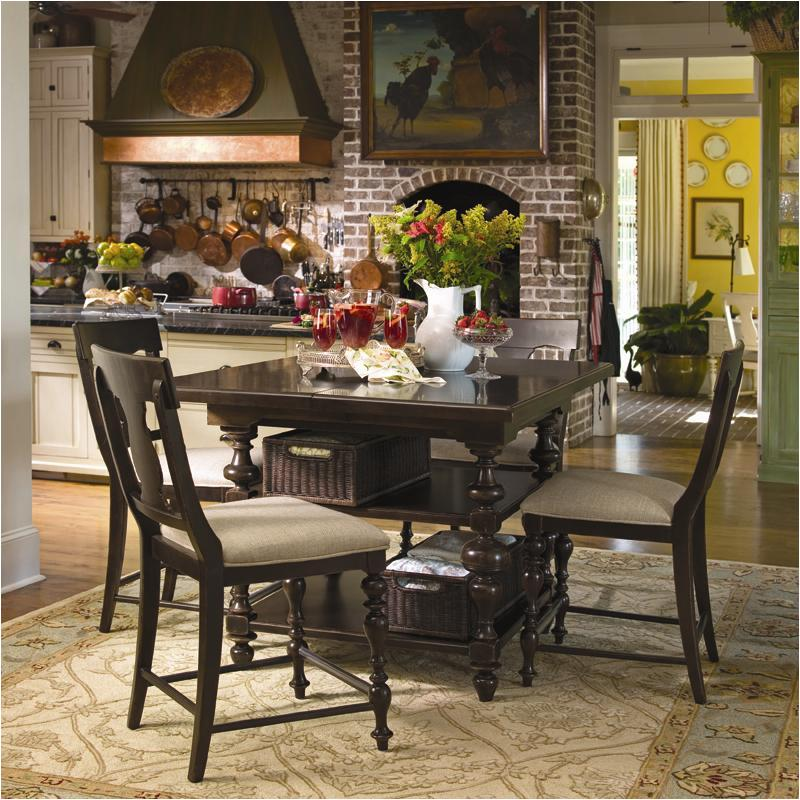 Kitchen Gathering Table 932652 tab universal furniture kitchen gathering table tobacco 932652 tab universal furniture paula deen home tobacco dining room counter height table workwithnaturefo
