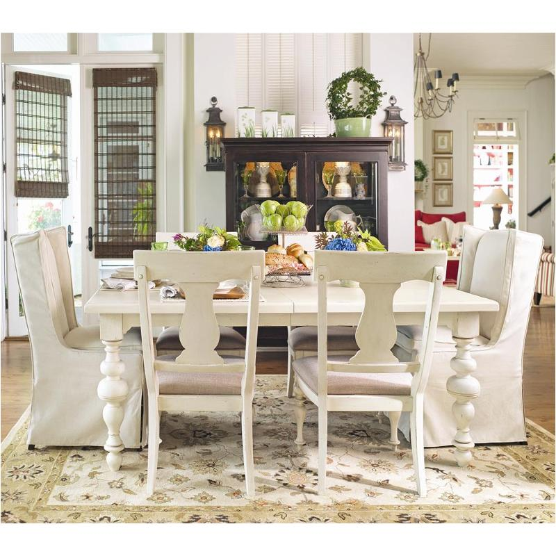 Merveilleux 996653 Universal Furniture Paula Deen Home   Linen Dining Room Dining Table