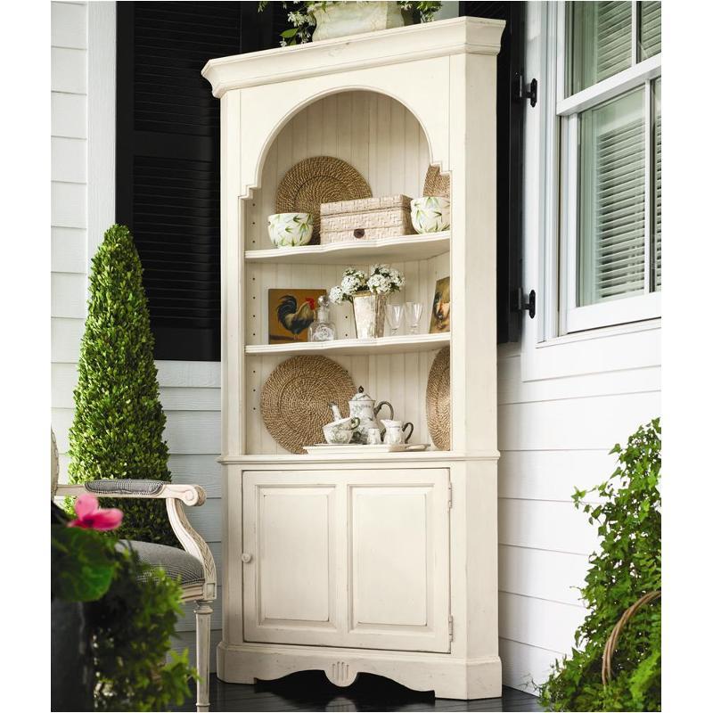 996678 Universal Furniture Paula Deen Home Linen Corner Cupboard