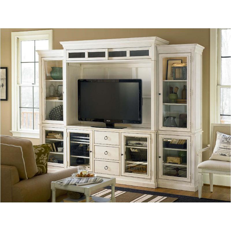 987969 Universal Furniture Summer Hill Cotton Home Entertainment Center