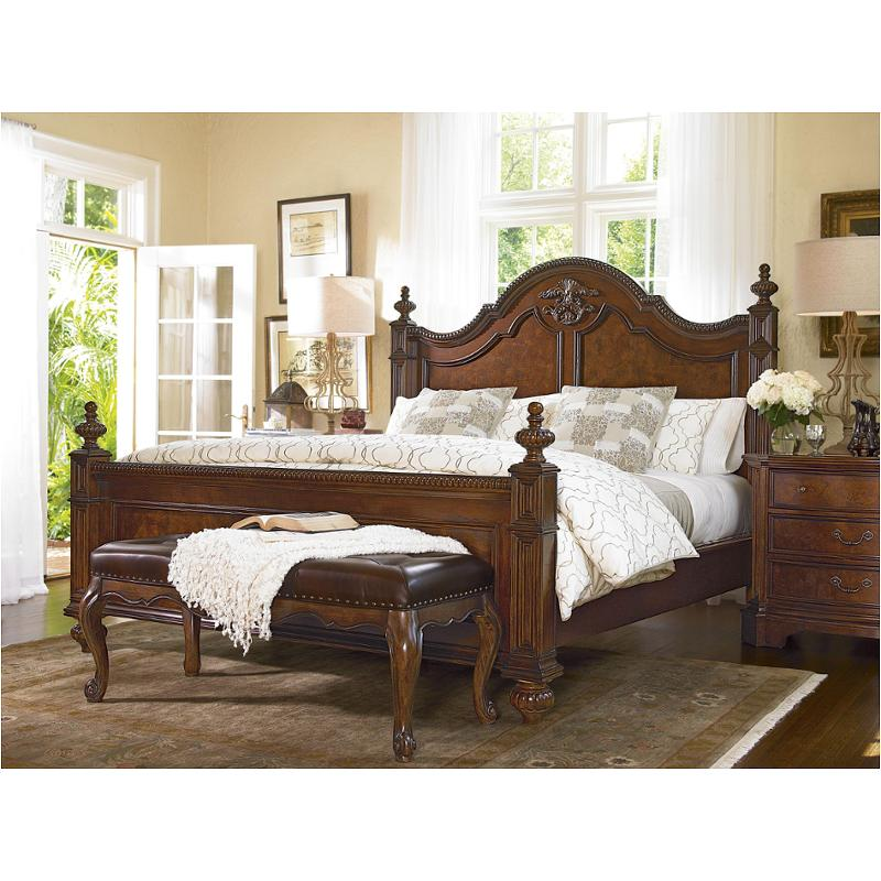 409240 universal furniture villa cortina bedroom queen panel bed