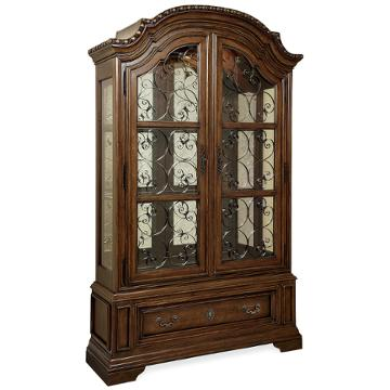 245675d Universal Furniture Escalera Display Cabinet Dining Room Curio