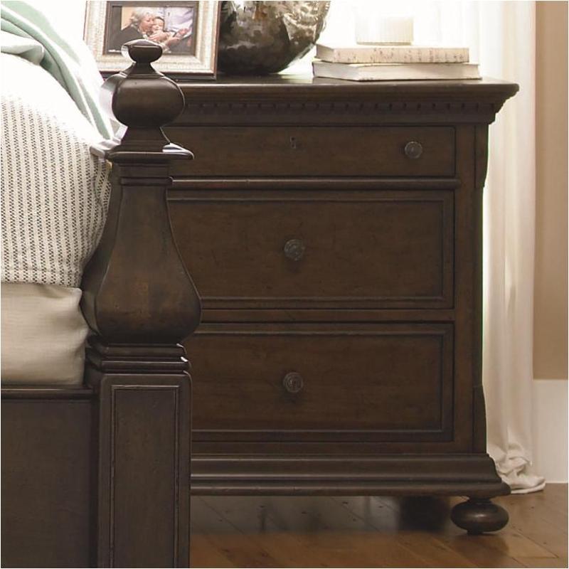 Paula Deen Down Home Bedroom: 193350 Universal Furniture Nightstand