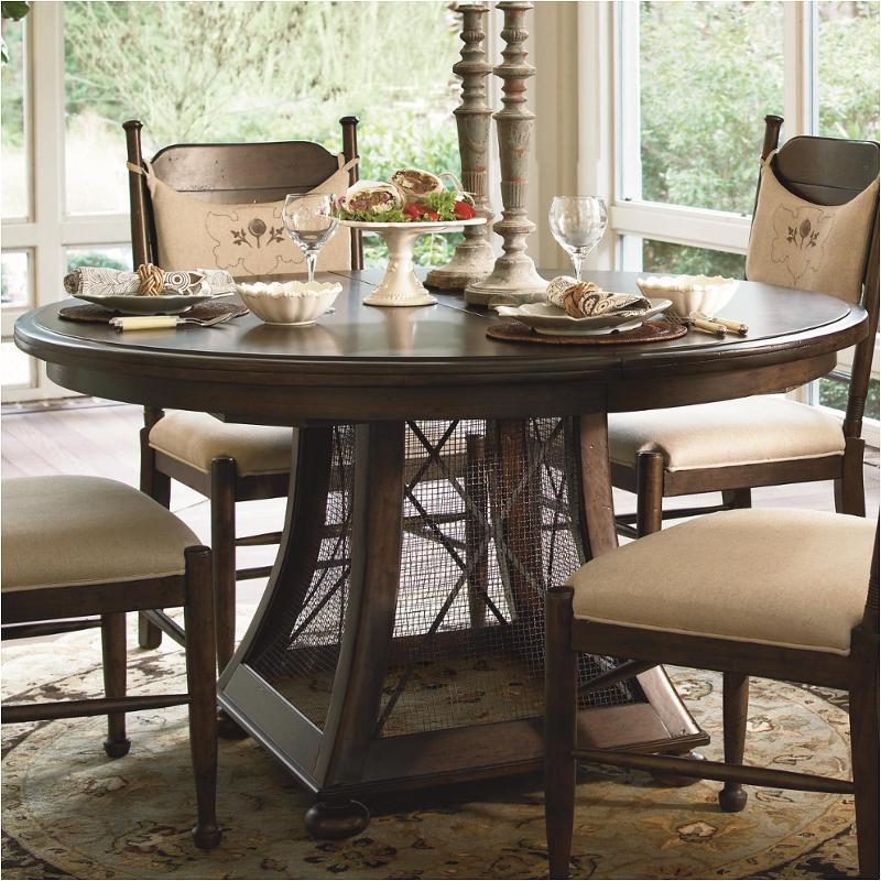 193657 tab universal furniture breakfast table molasses