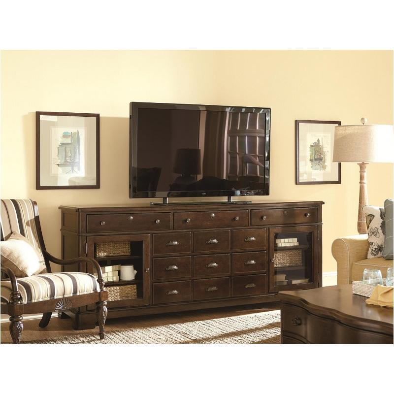 393964 Universal Furniture Paula Deen River House   River Bank Home Entertainment  Entertainment Center