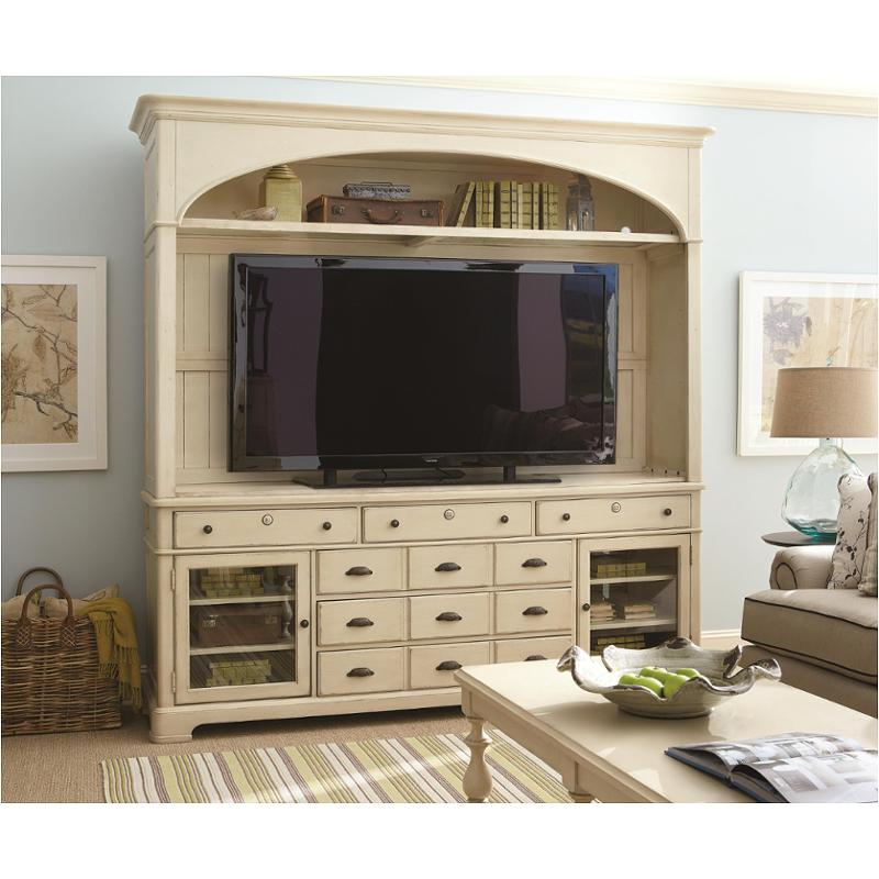 394965 Universal Furniture Paula Deen River House   River Boat  Entertainment Console Hutch   River Boat