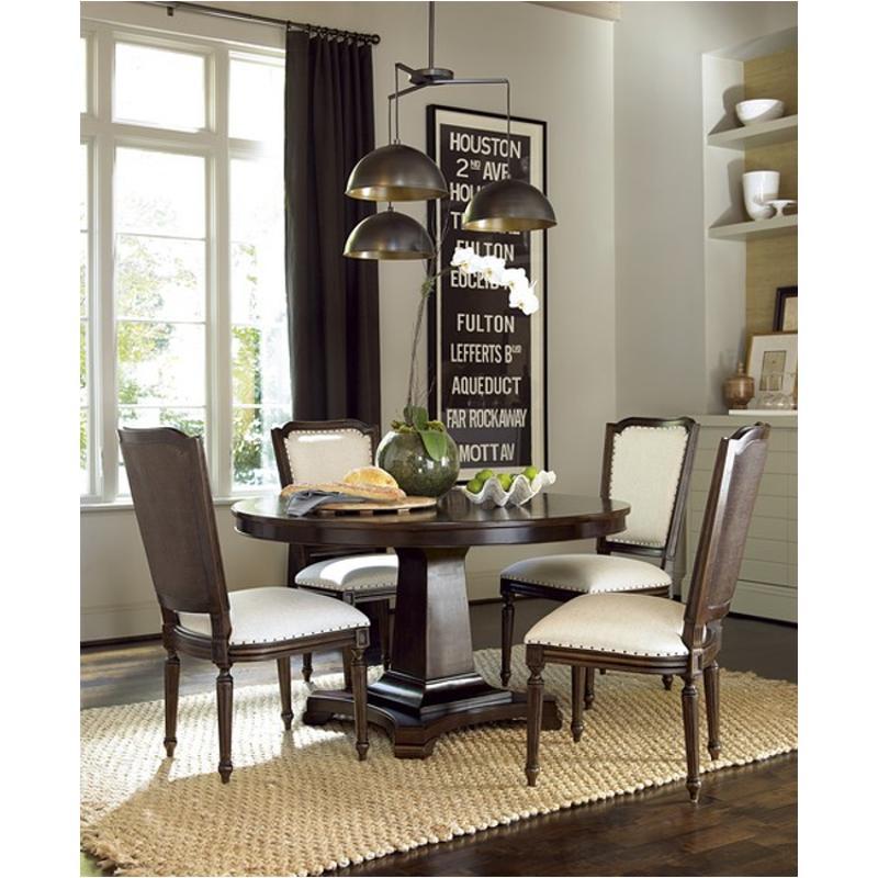 356657-tab Universal Furniture Proximity Round Pedestal Table