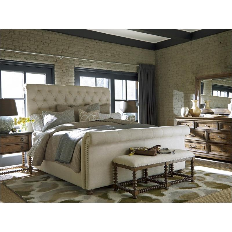 45076h Universal Furniture Eastern King The Boho Chic Bed
