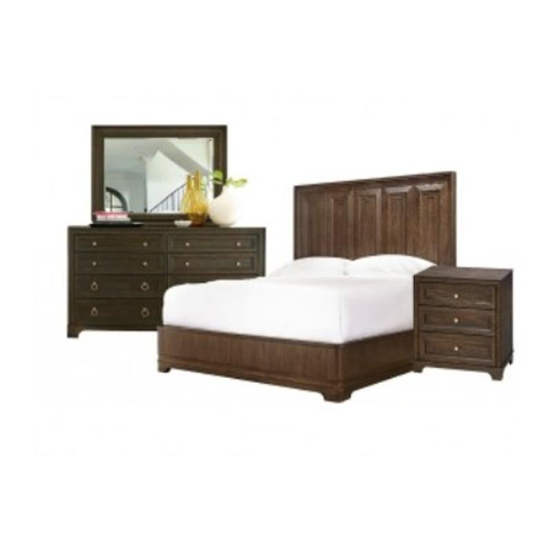 475220 Universal Furniture Eastern King Bed - Hollywood Hills