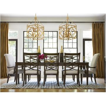 475653 Universal Furniture Dining Table Hollywood Hills